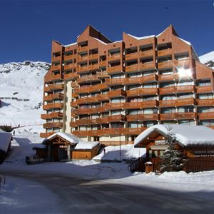LAC DU LOU 706 / APARTMENT 3 ROOMS 6 PERSONS - 2 BRONZE SNOWFLAKES - VTI