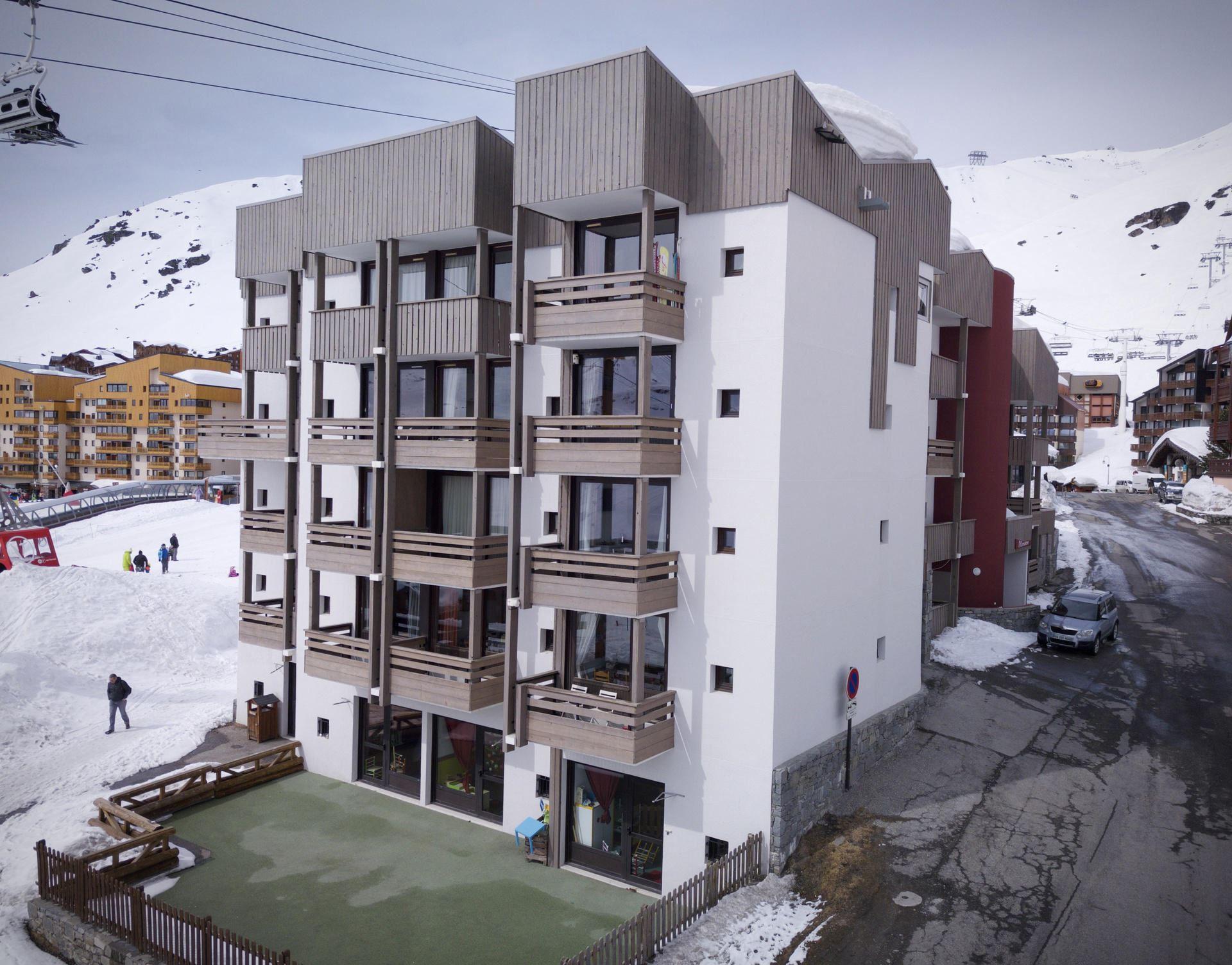ORCIERE 10 / STUDIO CABIN 4 PERSONS - 1 BRONZE SNOWFLAKE - VTI