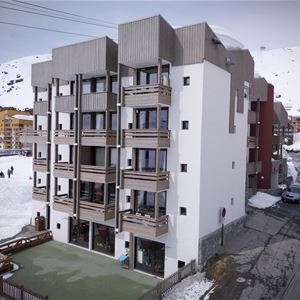 ORSIERE 18 / APPARTEMENT 2 PIECES 4 PERSONNES - 3 FLOCONS OR - VTI