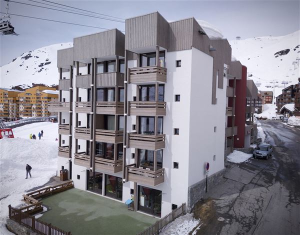 ORSIERE 2 / APARTMENT 2 ROOMS 4 PERSONS - 1 BRONZE SNOWFLAKE - VTI