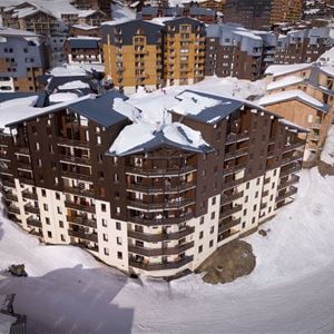 REINE BLANCHE 77 / APARTMENT 2 ROOMS CABIN 4 PERSONS - 1 SILVER SNOWFLAKE - VTI
