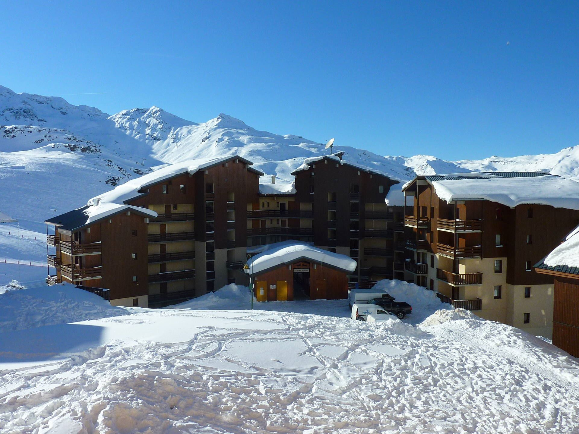REINE BLANCHE 109 / APARTMENT 3 ROOMS 4 PERSONS - 3 GOLD SNOWFLAKES - VTI
