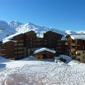 REINE BLANCHE 71 / APARTMENT 2 ROOMS CABIN 4 PERSONS - 3 SILVER SNOWFLAKES - VTI