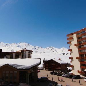SERAC G2 / STUDIO CABIN 5 PERSONS - 1 BRONZE SNOWFLAKE - VTI