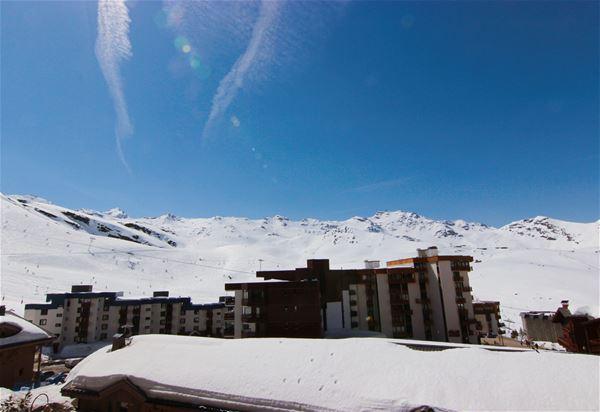 SERAC 28 / STUDIO 4 PERSONS - 2 BRONZE SNOWFLAKES - VTI