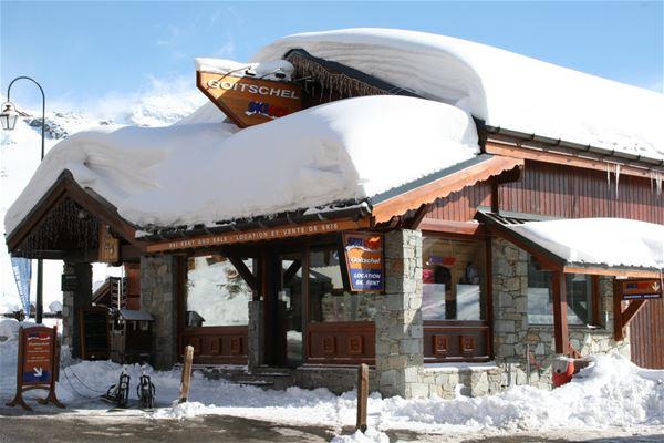 CUZCO 12H / STUDIO CABIN 4 PERSONS - 3 GOLD SNOWFLAKES - VTI