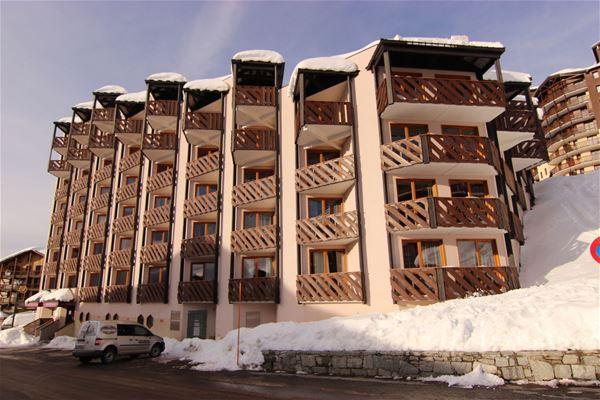 TIKAL 310 / APARTMENT 3 ROOMS 6 PERSONS - 2 BRONZE SNOWFLAKES - VTI