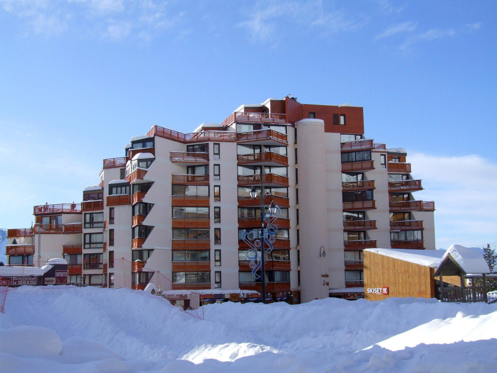 TROIS VALLEES 609 / APARTMENT 2 ROOMS 4 PERSONS - 2 SILVER SNOWFLAKES - VTI