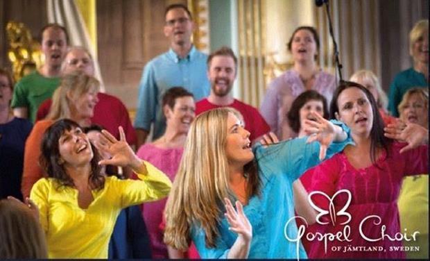 © Copy: BB Gospel Choir, BB Gospel Choir at the Old Church