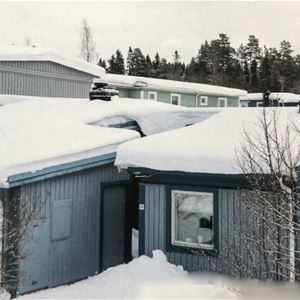 HR160 House in Torvalla