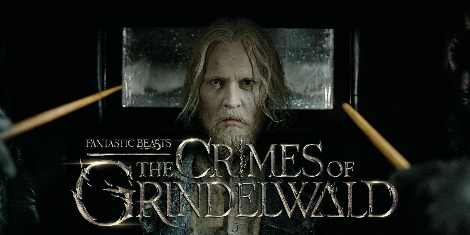 Mölnbo Bio: Fantastiska Vidunder: Grindelwalds Brott