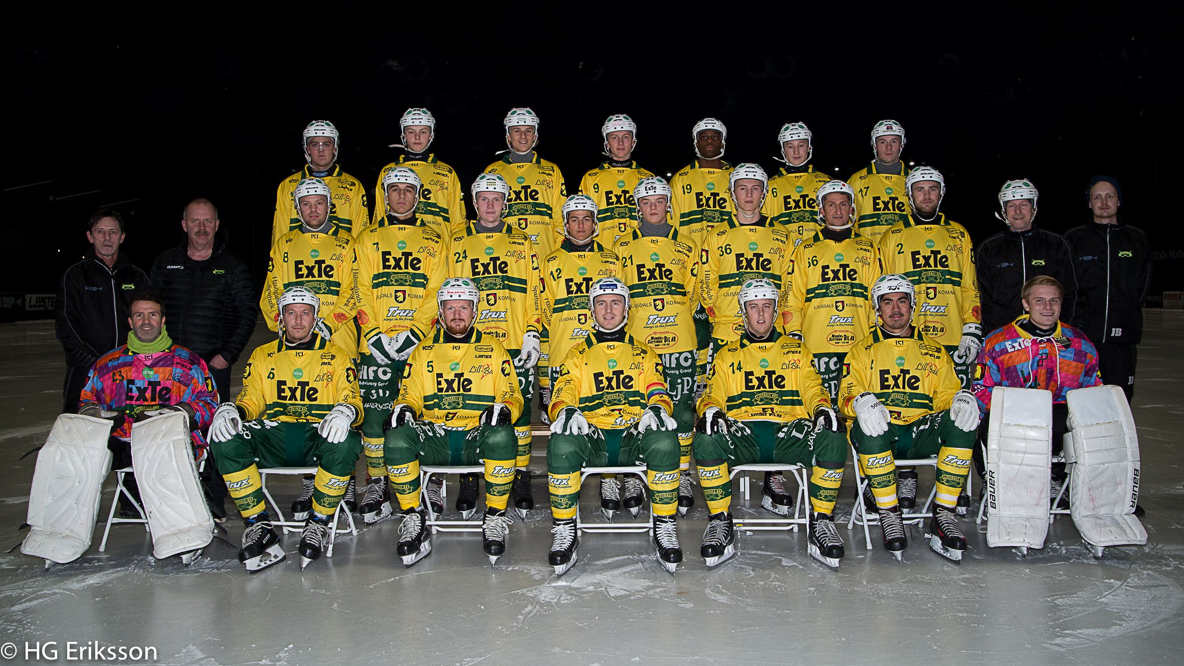 Ljusdals BK - Katrineholm Bandy