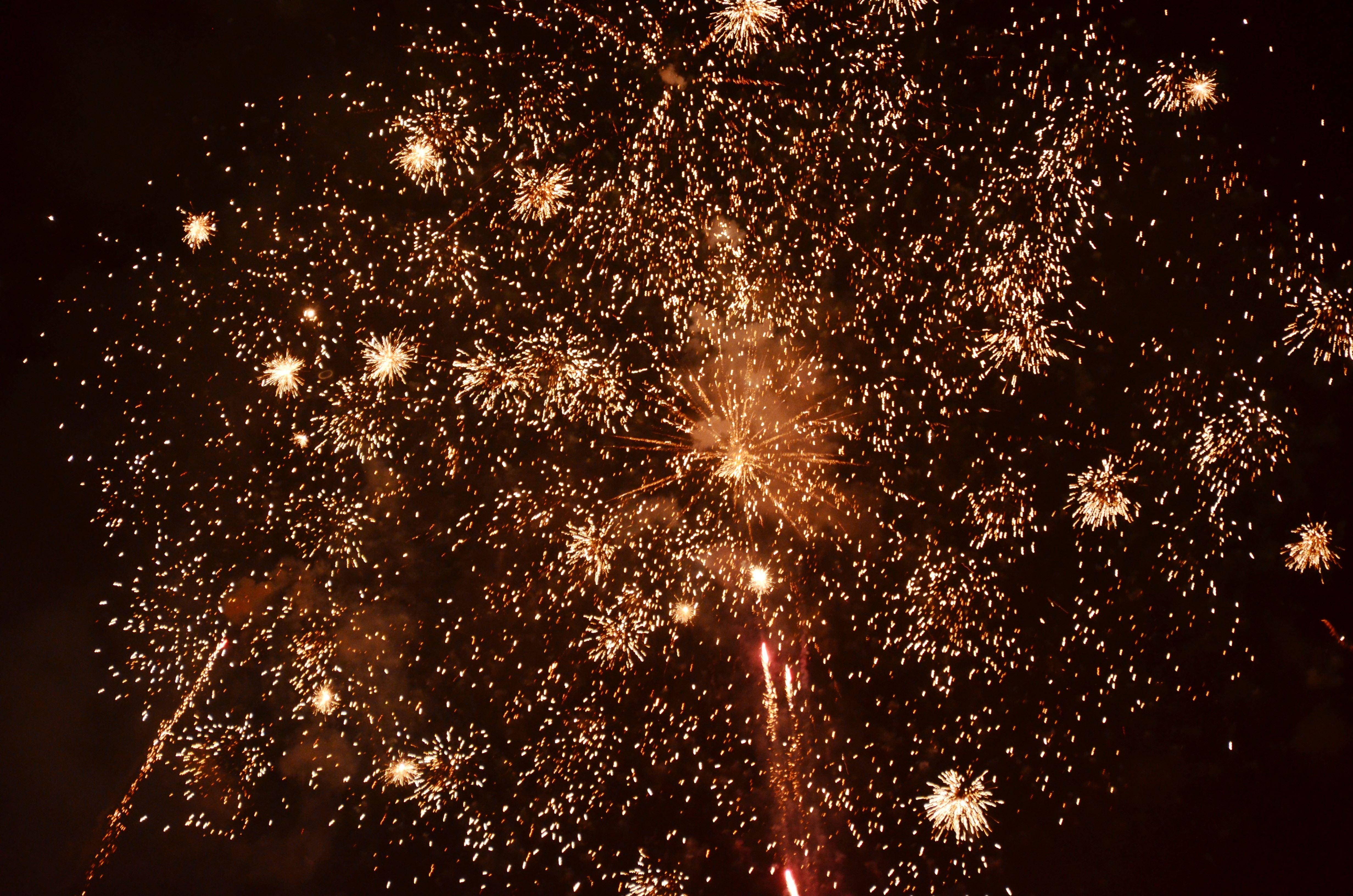 Croisière feu d'artifice à bord de l'Océanite, lundi 10 juin
