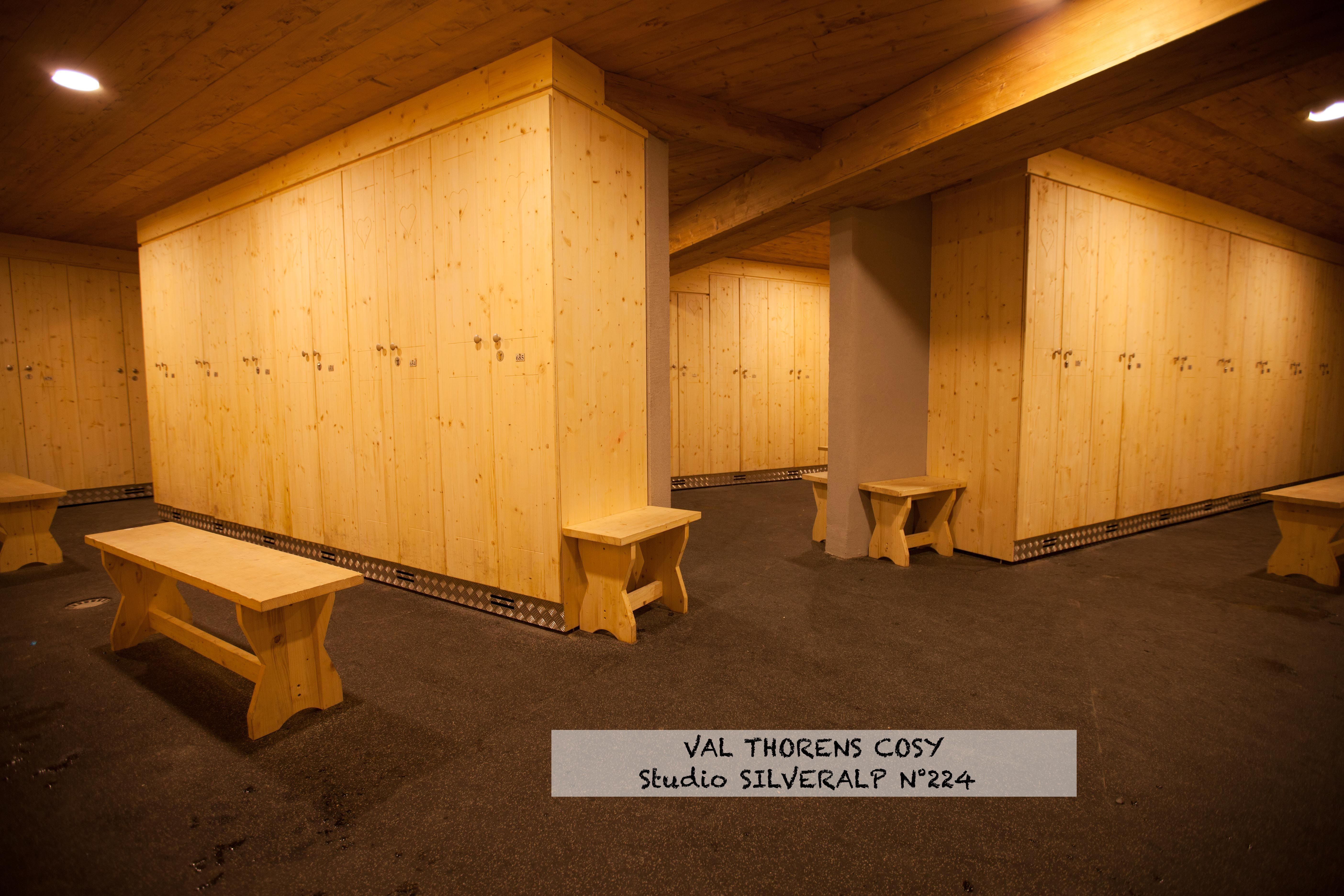Silveralp 224 > 1 Room + alcove - 4 People - 4 Gold Snowflakes (Ma Clé IMMO)