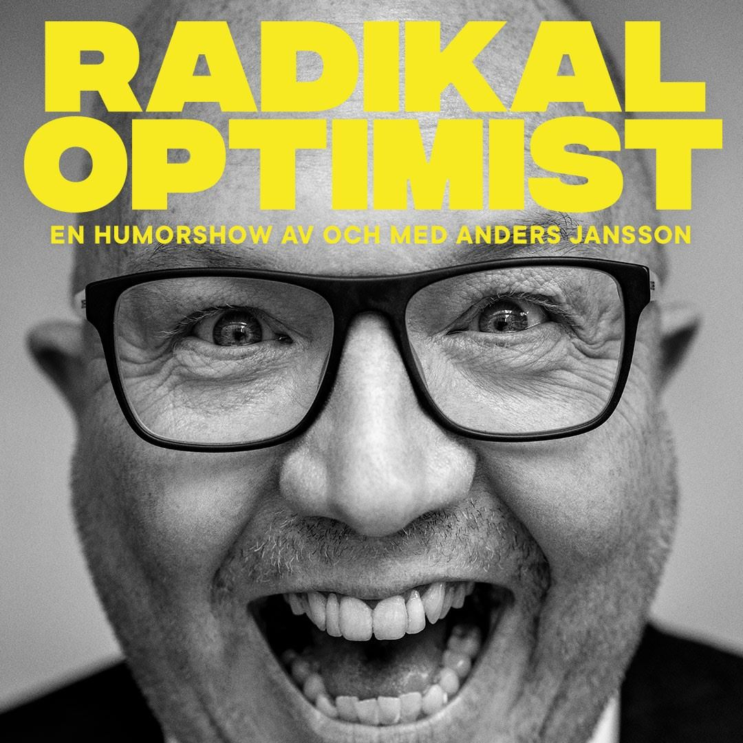 Humor: Anders Jansson - Radikal optimist