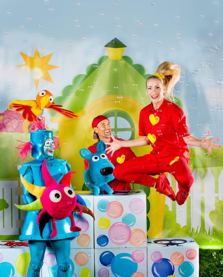 Musical for children - Babblarna - Bibbel Babbel Bubbel