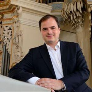 Orgelkoncert  med David Franke i Maribo Domkirke