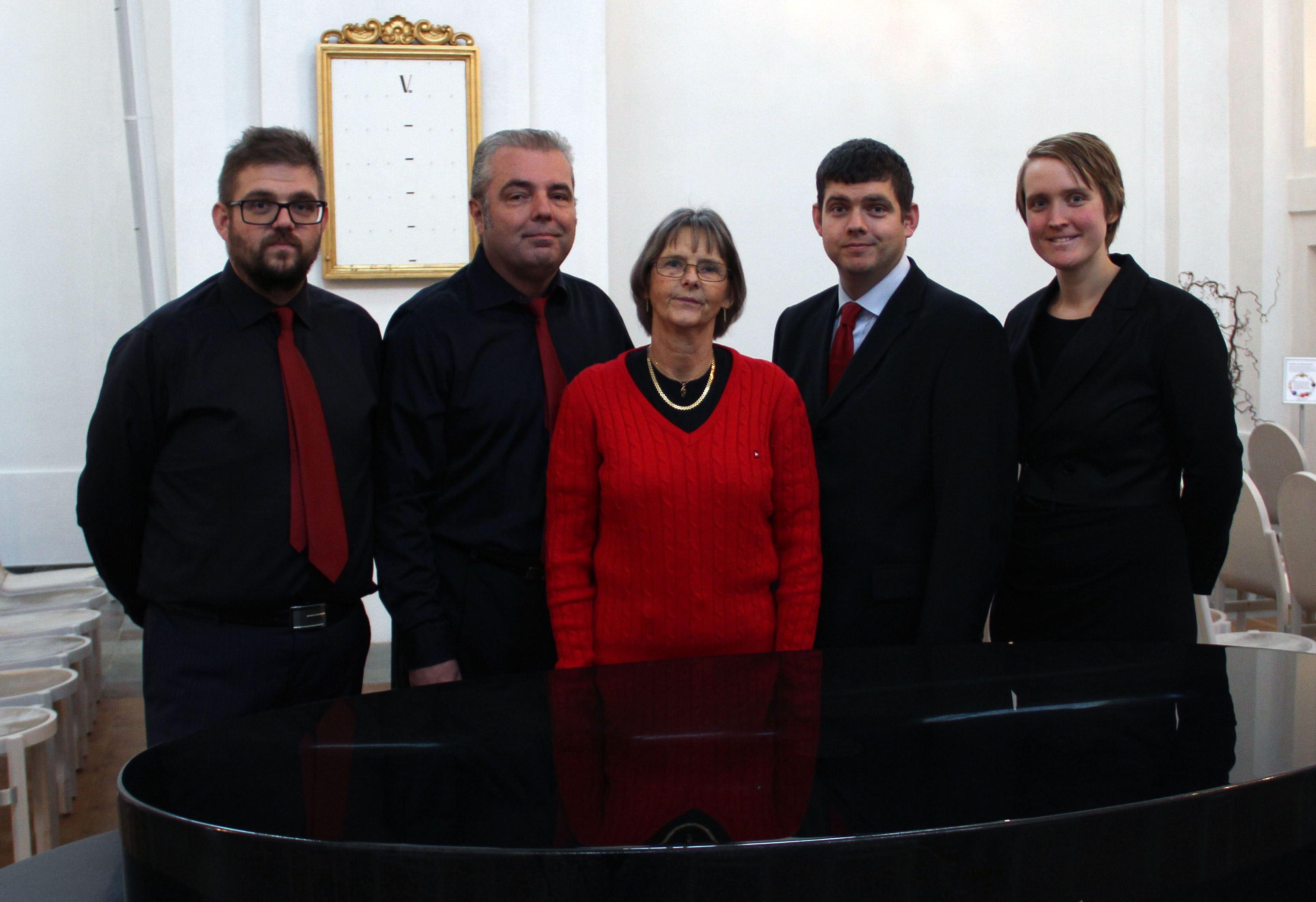 Familjen Altefurs Julkonsert