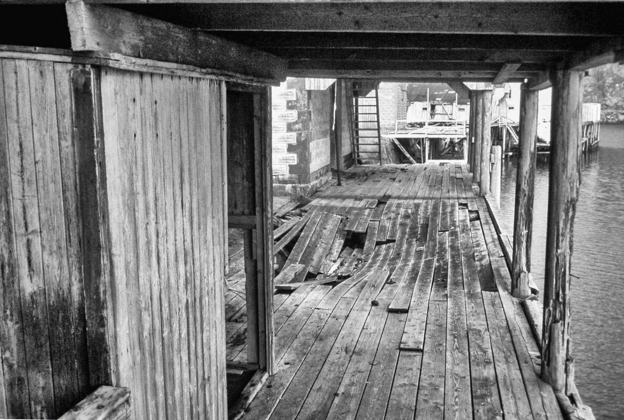 Fiskeværet Nyksund - Historisk vandring med guide