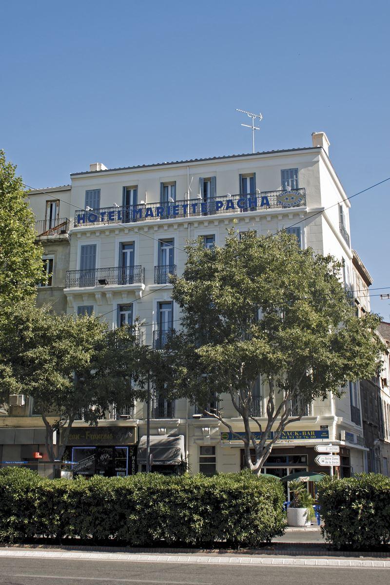 Hôtel du Pharo
