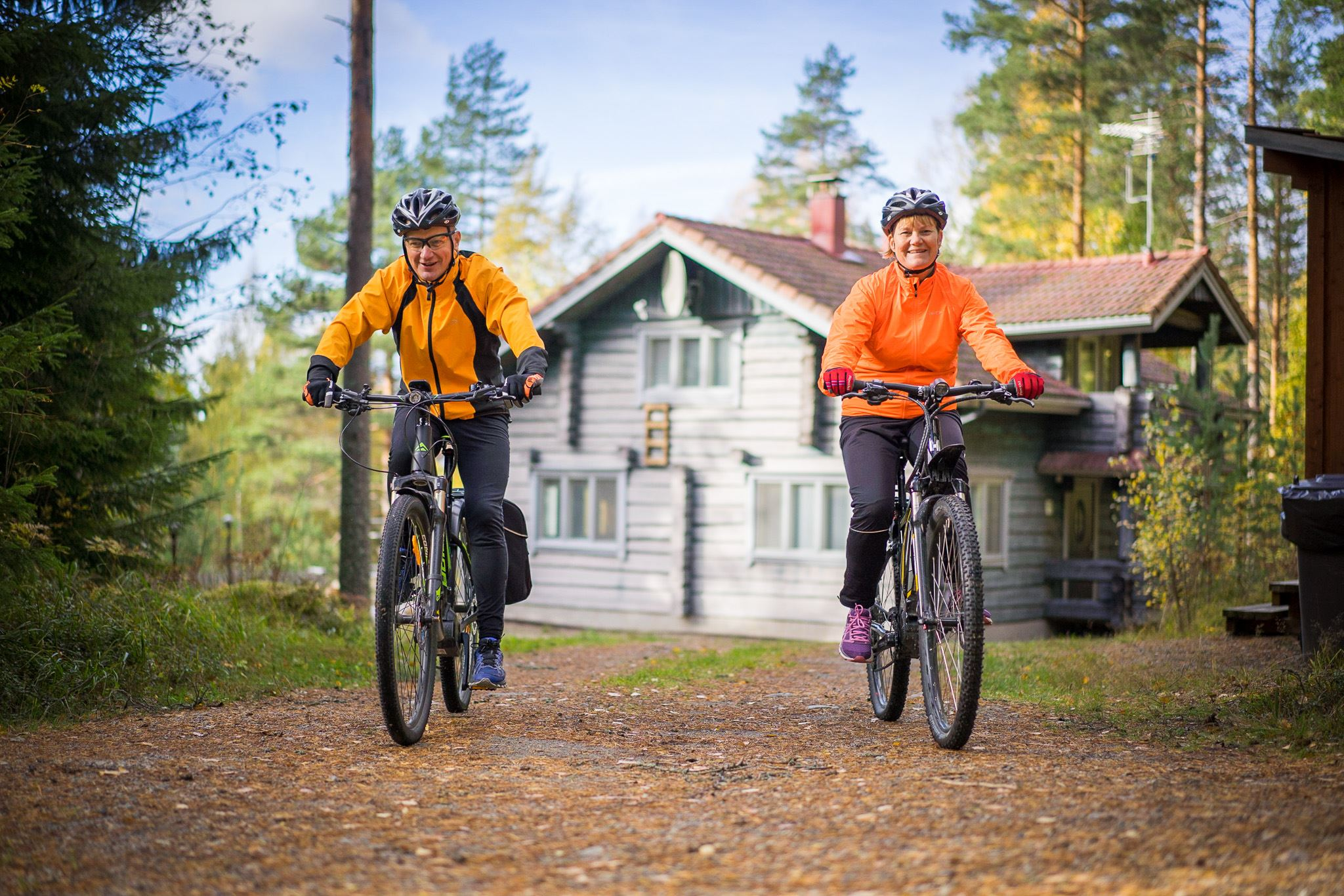 Rent an electric bike | Tervalepikon Torpat