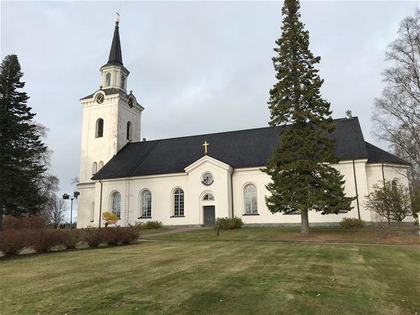 Kicki Bergkvist, Nyårsbön i Siljansnäs kyrka