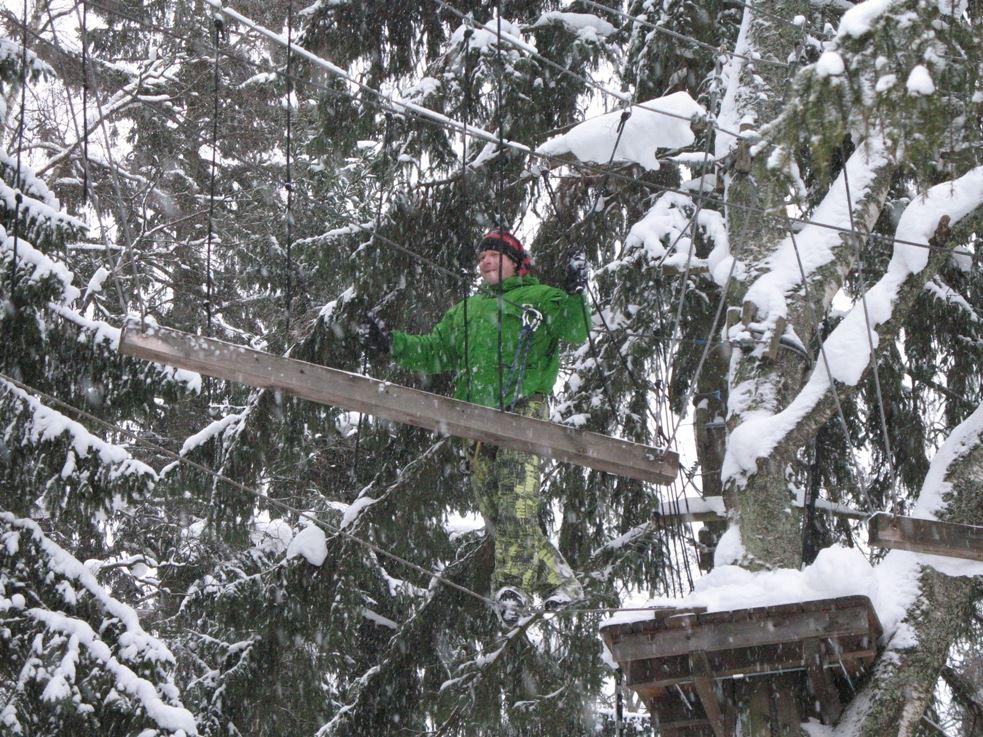 Nõmme's Adventure park