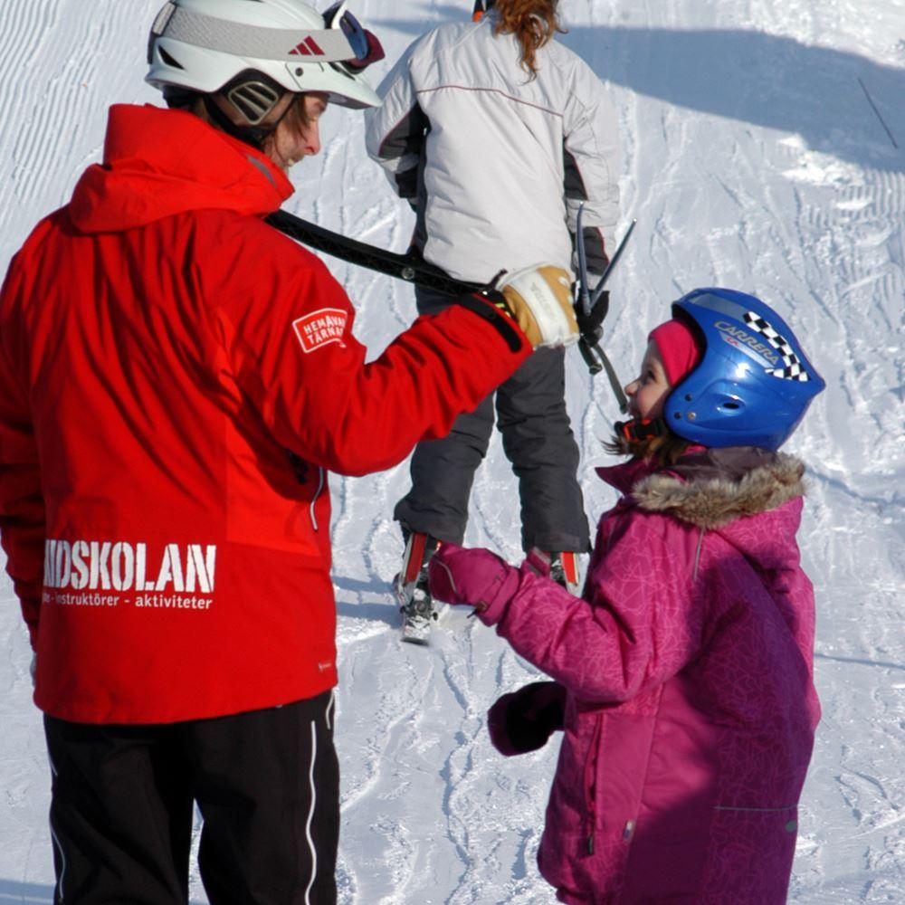 Sam Hedman,  © Hemavan Tärnaby PR-förening, Hemavans skidområde