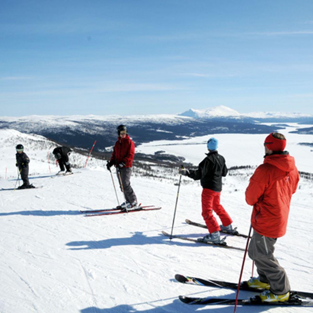 Tärnabys skidområde