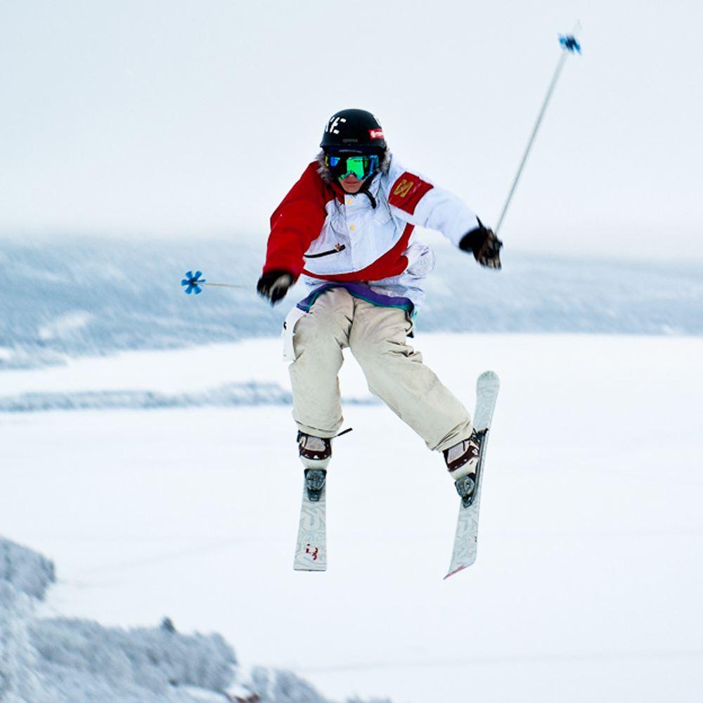 Marianne Lindgren,  © Hemavan Tärnaby PR-förening, Tärnabys skidområde