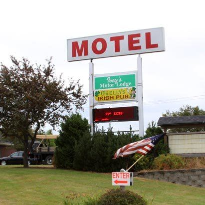 Iveys Motor Lodge