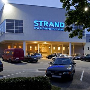 Strand SPA & Konverentsihotell