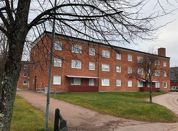 Vasaloppet. Privatr flat M163, Hantverkaregatan, Mora