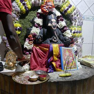 Temple Tour