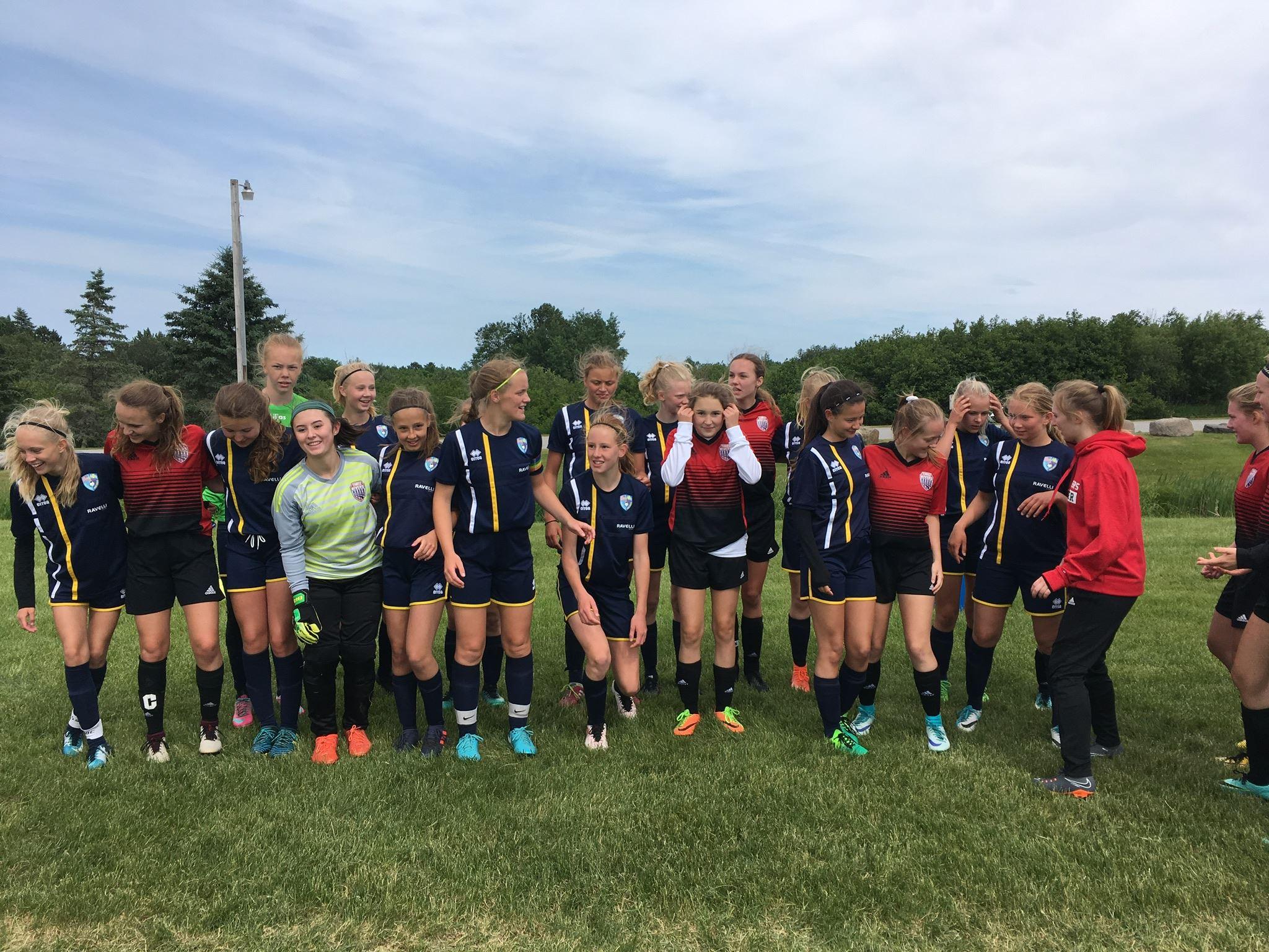 Fotboll: Sister City Soccer Cup 2019