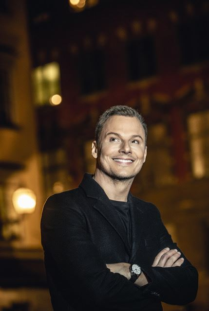 Magnus Carlsson - From Barbados to Gamla Stan