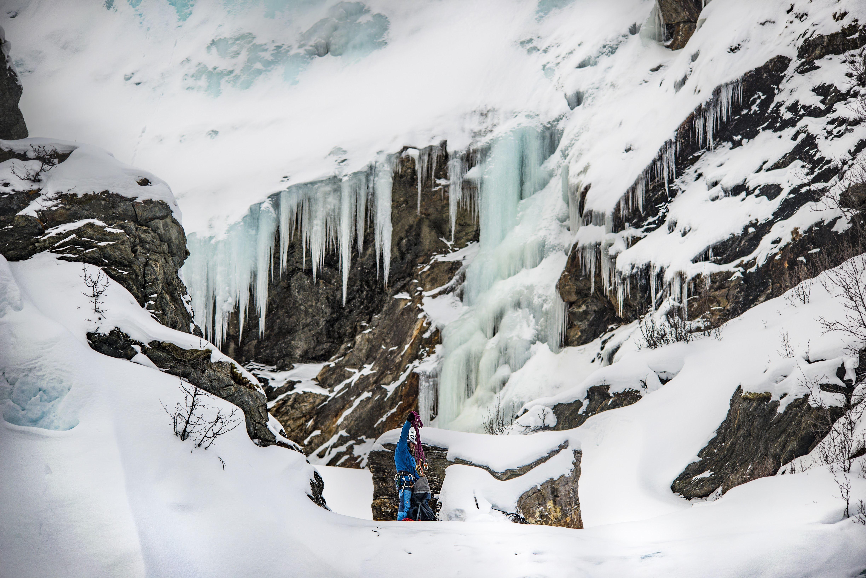 Lyngen Adventure,  © Lyngen Adventure, Ice climbing in Lyngen - Lyngen Adventure