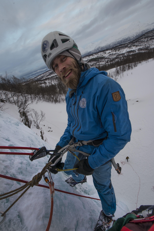 Isklatring i Lyngen avgang fra Tromsø 08:45