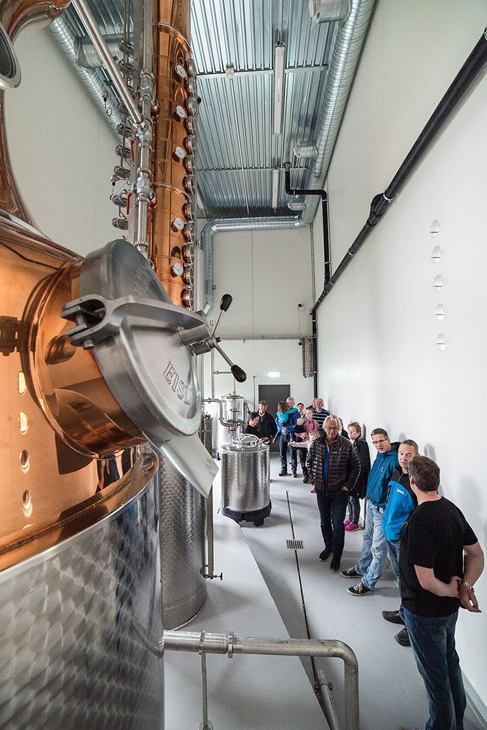 Arctic Distillation Experience