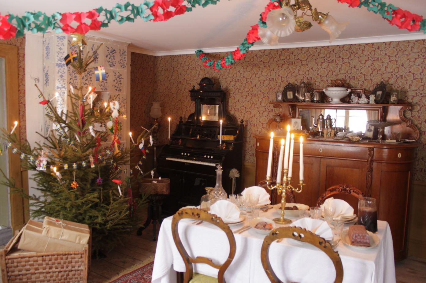 Kvällsmys i juletid