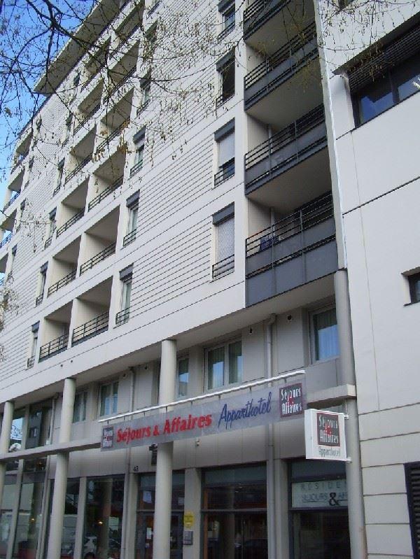 Séjours & Affaires Apparthotel Park Lane Vaise