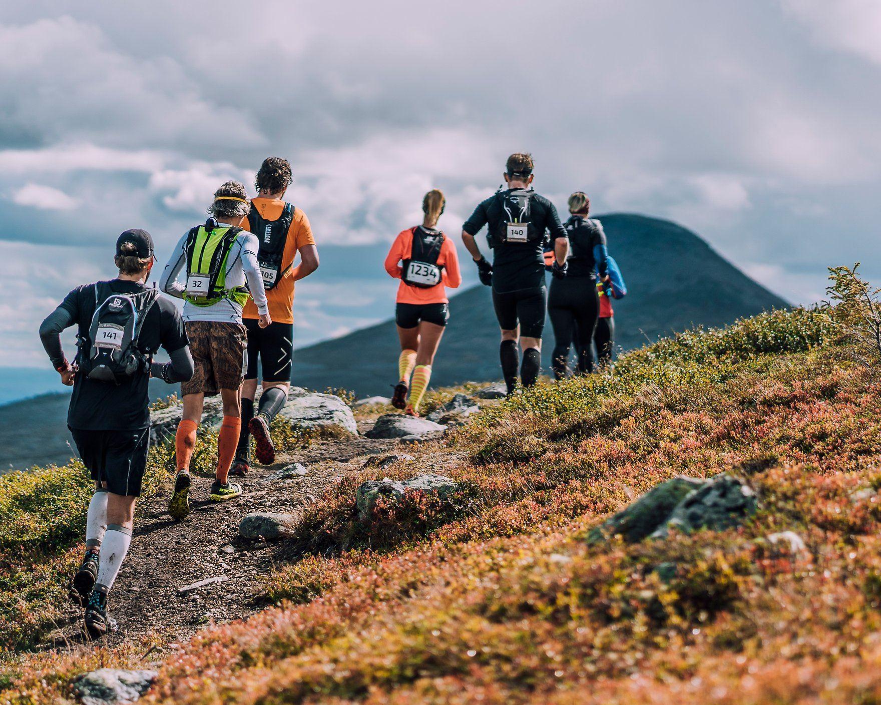 Idre Fjäll, 2XU Idre Fjällmaraton