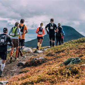 Idre Fjäll, Idre Fjällmaraton
