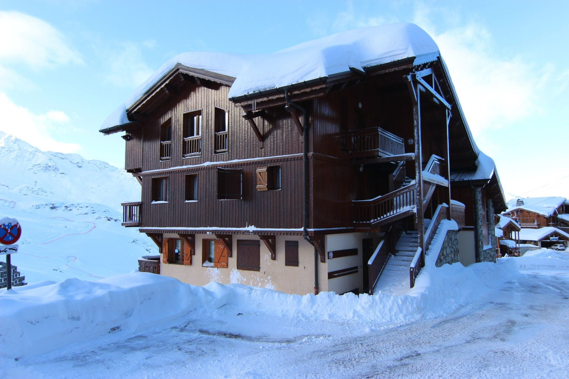 CHALET EMERAUDE 5 / APPARTEMENT 4 PIECES MEZZANINE 8 PERSONNES - 3 FLOCONS OR - VTI