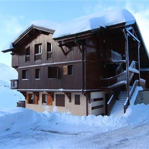 CHALET EMERAUDE 2 / APARTMENT 3 ROOMS 6 PERSONS - 3 GOLD SNOWFLAKES - VTI