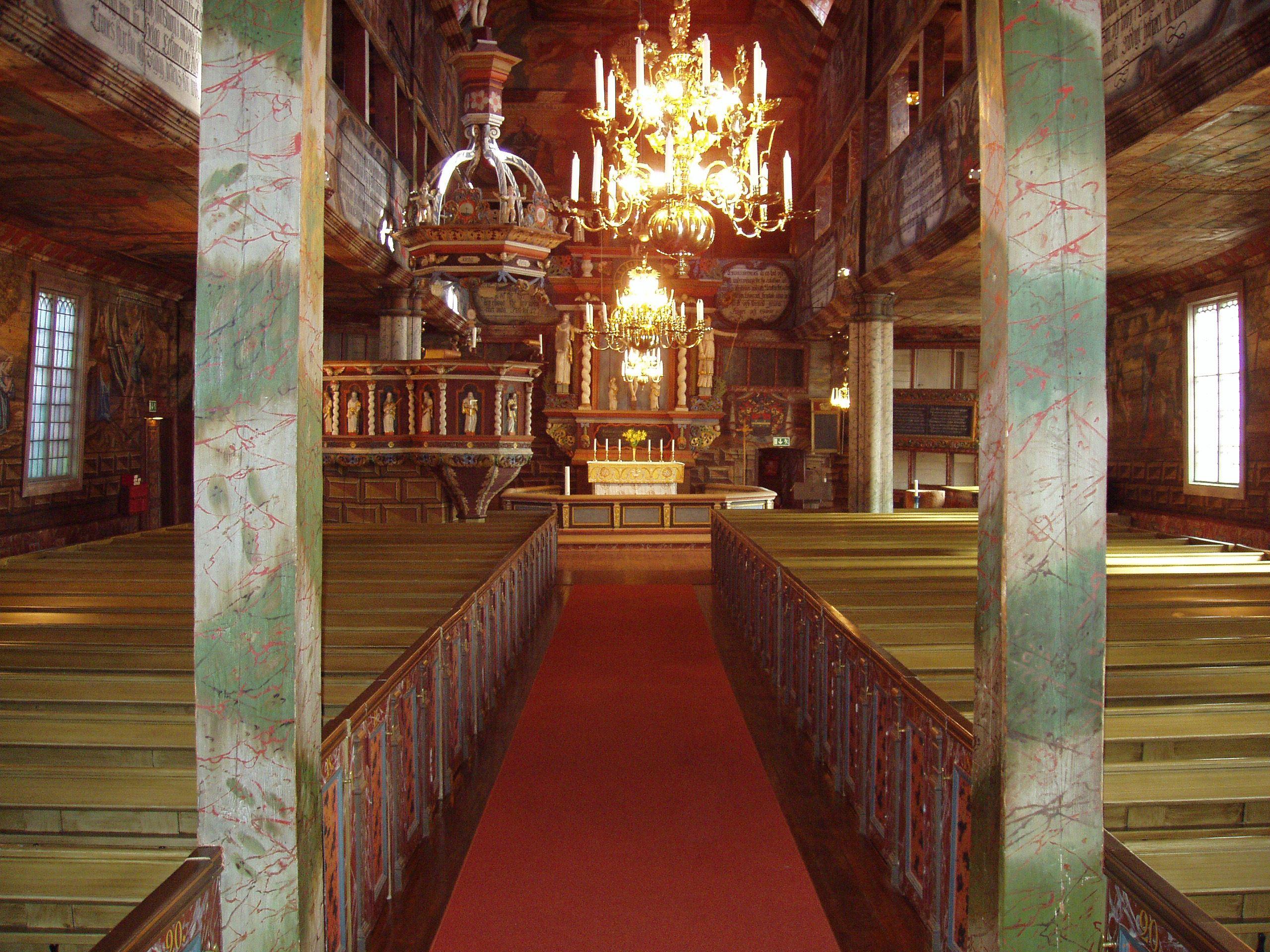Julmusik i Habo kyrka