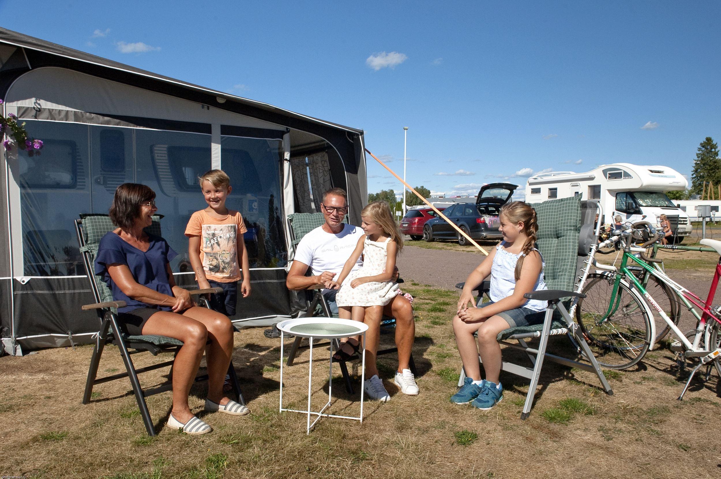 Sunne Camping och Sommarland/Camping