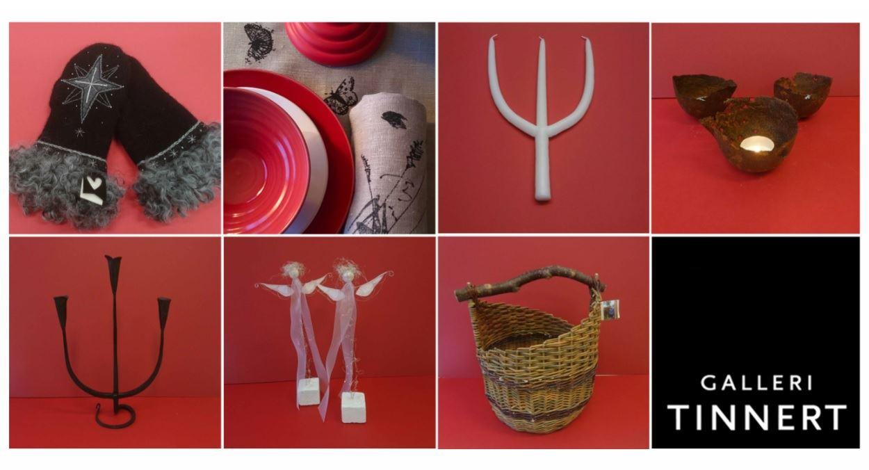 Galleri Tinnert Arontorp - Utställning Handkraft, Hantverksutställning