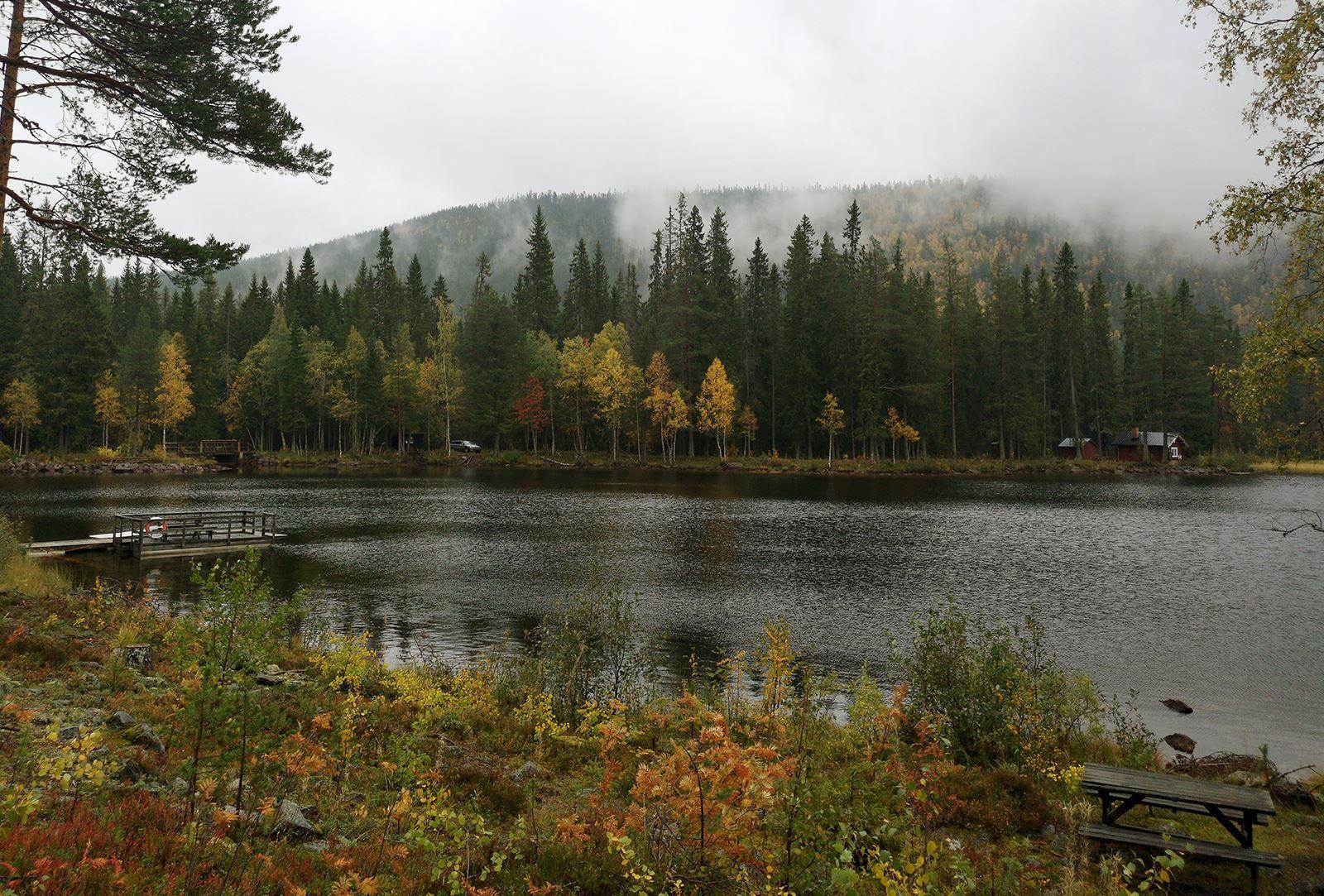 © Navardalen, Navardalen's Wilderness Station, STF Hostel