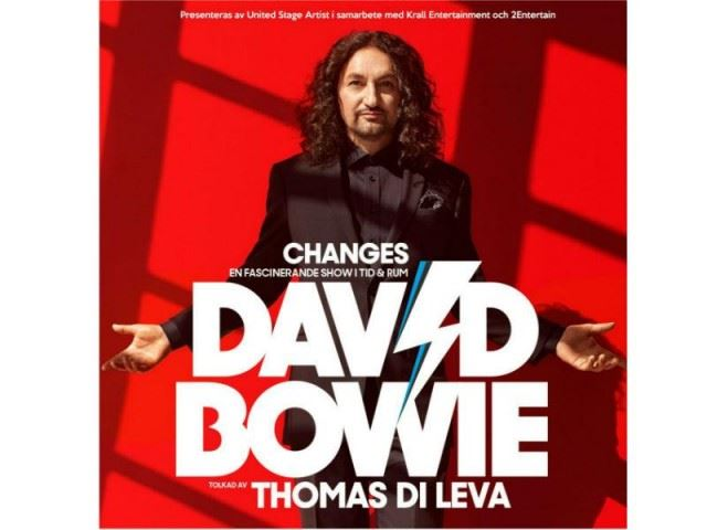 Concert: Di Leva's tribute to David Bowie